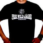 FreiWildJäger T-Shirt mit Hirsch