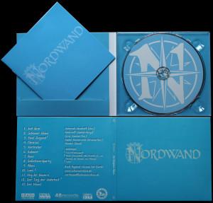 Nordwand - Das Babyblaue Album Digipack