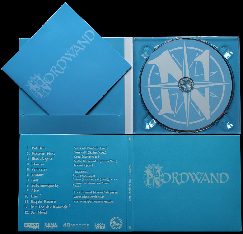 Nordwand - Das Babyblaue Album Digipack