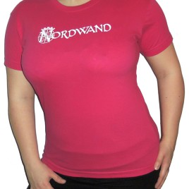"Girlie-Shirt ""Nordwand"" Pink"
