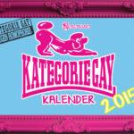 Kategorie Gay Kalender 2015 Deckblatt