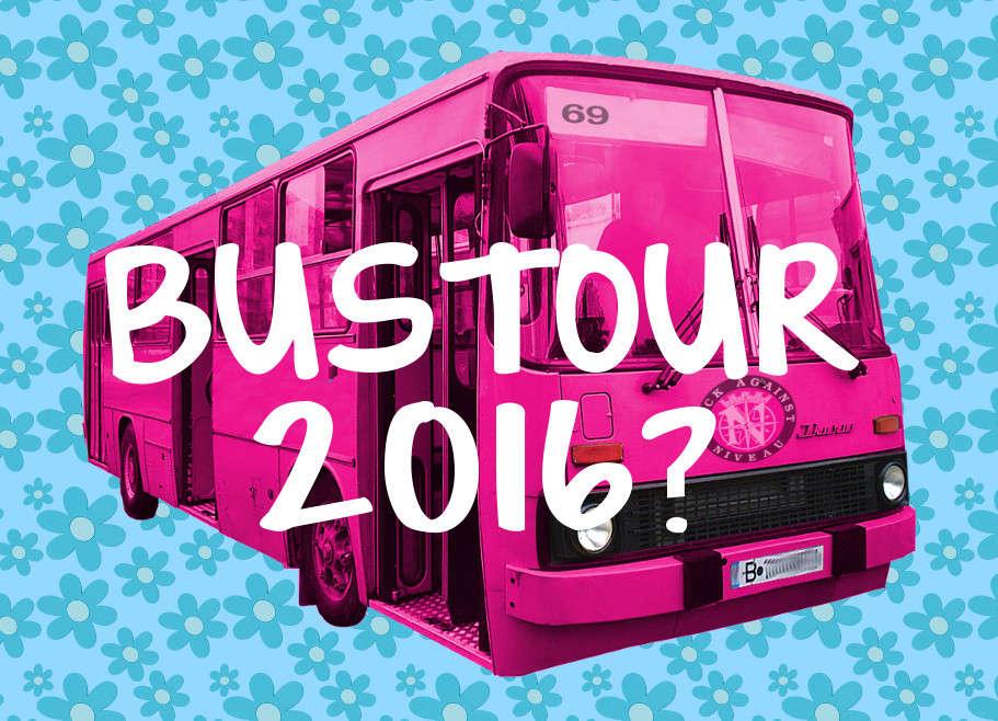 Asoziale Bustour 2016?