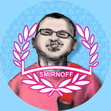 10 Jahre Smirnoff
