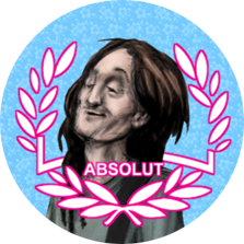 "Button ""Absolut"""