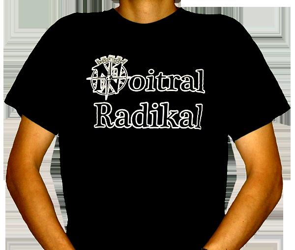 Noitral Radikal T-Shirt schwarz