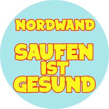 SaufenIstGesund_Button_weiß